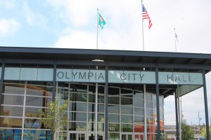 Olympia City Council Meeting @ Olympia City Hall