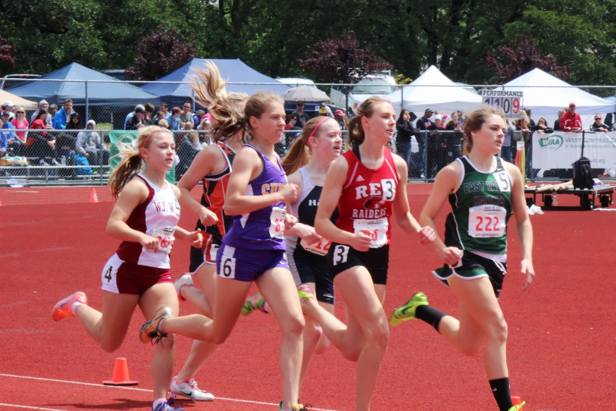 washington state track meet
