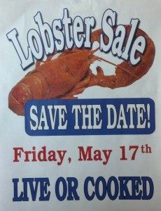 On Friday, May 17, Bayview Thriftway will be hosting its one day lobster sale.