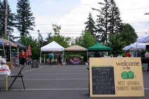 West Olympia Farmers' Market  @ Gloria Dei Lutheran Church | Olympia | Washington | United States