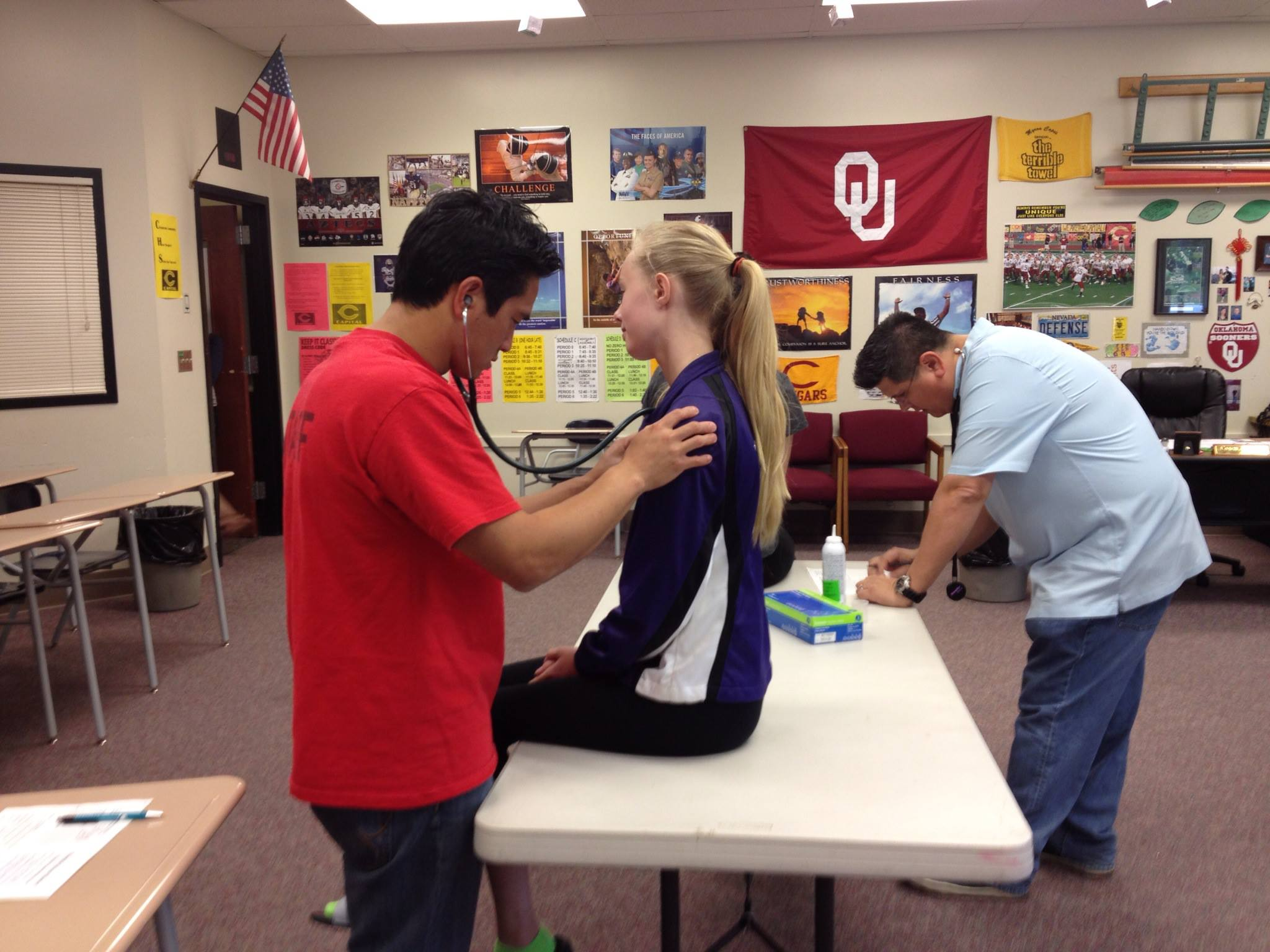Tops Free Sports Physicals For High School Althletes Thurstontalk