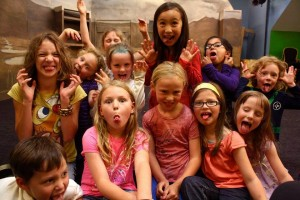 Winter Wonderland Musical Theater Camp @ Olympia Family Theater