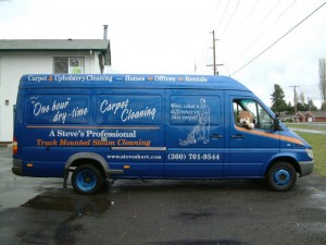 A Steve's Carpet Cleaning does much more than just your carpets offering upholstery, tile and even RV cleaning.