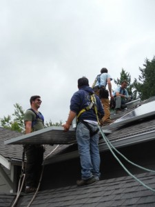 South Sound Solar-Roof