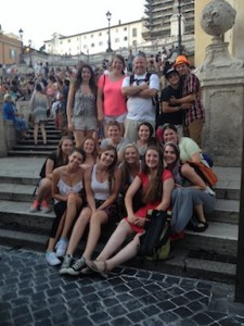 CHS 2015 Europe Trip Meeting @ Capital High School, A-2