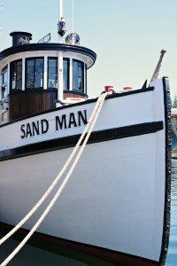 The Tugboat Sand Man Tours @ Percival Landing | Olympia | Washington | United States