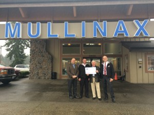 Mullinax Ford Olympia >> Ford Donates $77,500 to Feed Boys and Girls As Holidays
