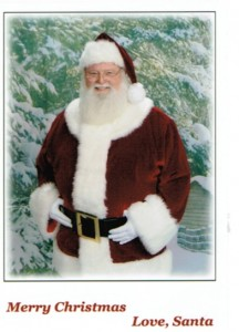 Santa Visit @ The Landing at Hawks Prairie