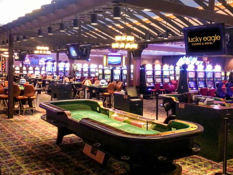 lucky eagle casino players club