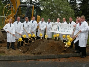 The new Westside Clinic was completed in January 2012 and reflects Oly Ortho's commitment to serving patient's healthcare needs in the growing south sound region.
