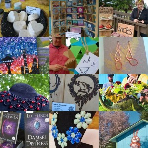 Sunday Art Market @ Gallery Boom | Tumwater | Washington | United States