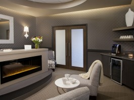 Tranquility Dental Wellness Center relaxation room