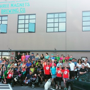 Rain Warriors 5K Club @ Three Magnets Brewing Company | Olympia | Washington | United States