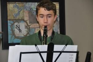 david hales clarinet