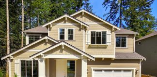gig harbor custom home