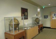 historic globes