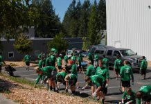 tumwater football volunteers