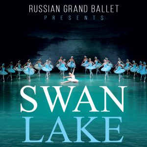 Russian Grand Ballet presents Swan Lake @ Washington Center for the Performing Arts | Olympia | Washington | United States