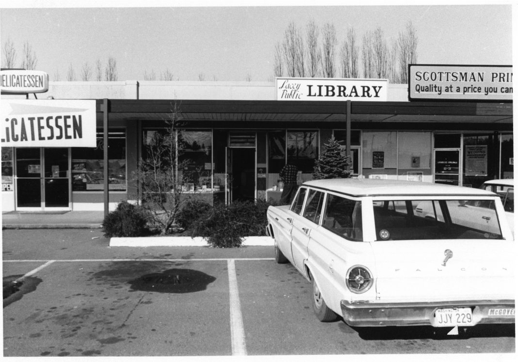 lacey library history