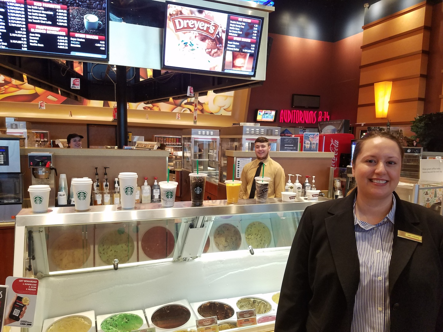 Movie Viewing Experience Takes A Notch Up At Cinemark Century