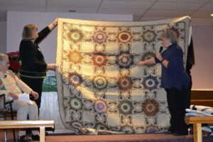 olympia quilt maker
