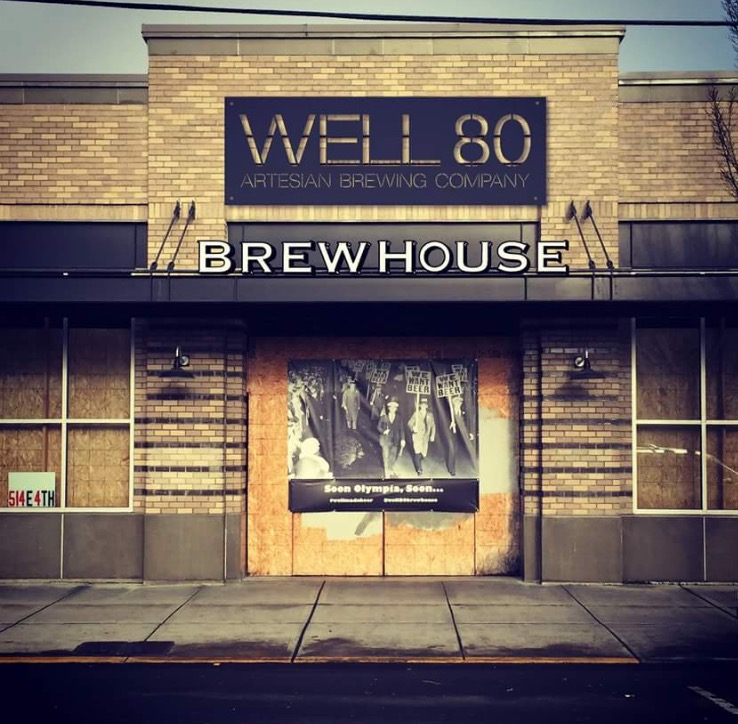 Well 80 Artesian Brewing Company Comes To Downtown Olympia