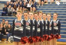black hills high school dance team