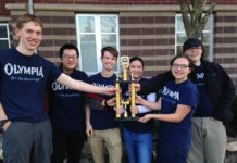 Olympia High School Knowledge bowl