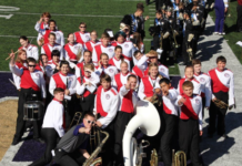 Tenino marching band