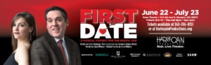 Harlequin Productions Presents: First Date @ State Theater | Olympia | Washington | United States