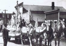 tenino fourth of july history