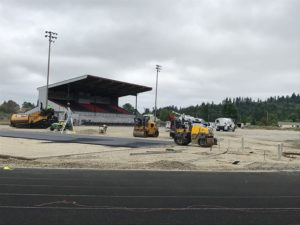 The Tenino Stadium Field Project