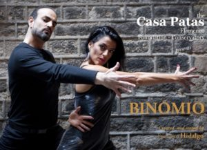 Casa Patas Flamenco Presents BINOMIO @ The Washington Center for Performing Arts | Olympia | Washington | United States
