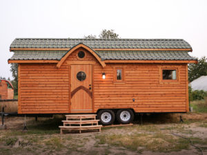 Open House: The Damselfly Tiny House on Wheels @ Zyl Vardos Workshop | Olympia | Washington | United States
