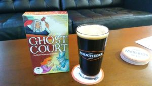 Bully Pulpit Games: Ghost Court @ Matchless Brewing | Olympia | Washington | United States