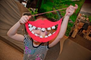 Dental Health Month @ Hands On Children's Museum | Olympia | Washington | United States