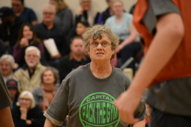 thurston county special olympics pack the gym
