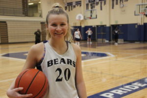 Averie Stock, Olympia basketball