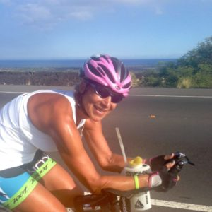 Roberts and Weber Coaching Diana Roberts training in Hawaii