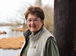 Senator Karen Fraser Trailblazer