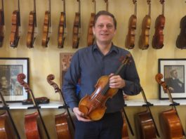 RL Violin shop