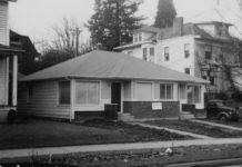 Rossell OBrien National Guard Washington family home