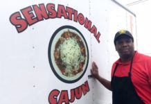 Sensational Cajun mobile food unit