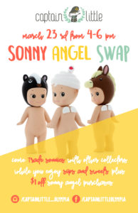 Sonny Swap @ Captain Little | Olympia | Washington | United States