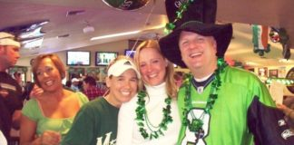 St Patricks Day OBlarneys Irish Pub Olympia festivities