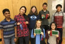TESC Mathleague OlympiaHS