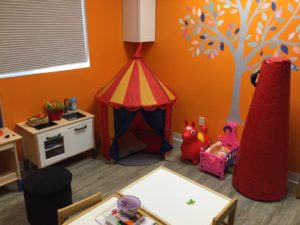Olympia Therapy Play Therapy Room