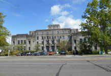 Thurston County Courthouse today