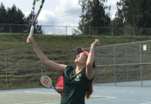 Timberline High School Tennis