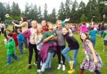 City of Lacey Playground Pals & Free Summer Lunch Summer fun